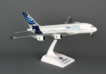 Airbus A380 House / Demo Livery Resin Skymarks Model Scale 1:200 SKR380 E